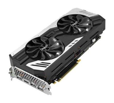 Palit NE6207SS19P2-1040J videokaart GeForce RTX 2070 SUPER 8 GB GDDR6