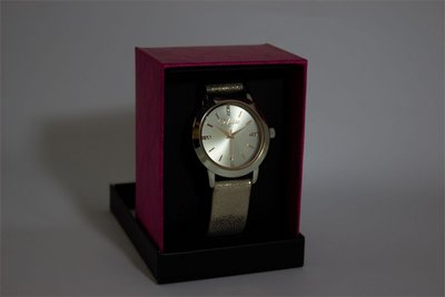 Di Lusso dames horloge - Zilver
