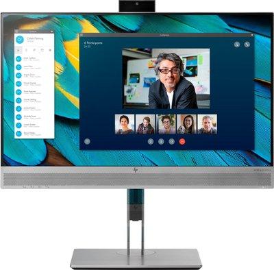 "HP EliteDisplay E243m LED display 60,5 cm (23.8"") 1920 x 1080 Pixels Full HD Flat Zwart, Zilver"