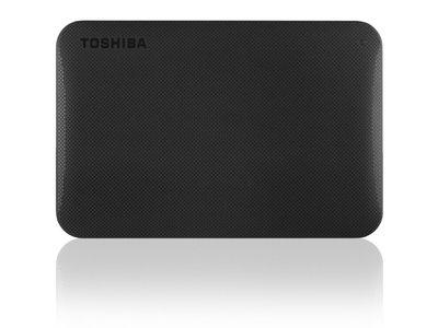 Toshiba Canvio Ready externe harde schijf 2000 GB Zwart