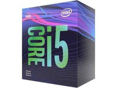 CPU Intel® Core™ i5-9400 9th / 2.9-4.1 Ghz/ 1151V2 Tray