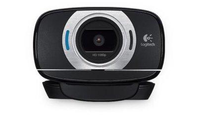 Logitech C615 webcam 8 MP 1920 x 1080 Pixels USB 2.0 Zwart