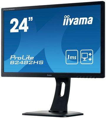 Mon iyama ProLite 24inch / DVI / HDMI / H-VEST / SPK
