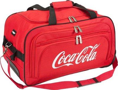 Princess Traveller Wheelerbag Coca-Cola 600D 55CM
