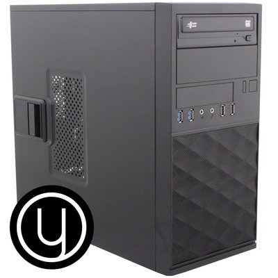 YOURS BLACK /INTEL I7 11th /16GB / 2TB/ 480GB SSD/ HDMI /W10