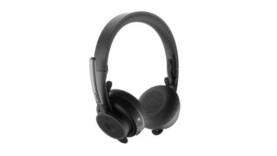 Logitech Zone Wireless Headset Hoofdband Zwart