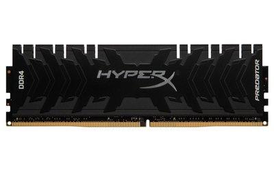 HyperX Predator HX432C16PB3/8 geheugenmodule 8 GB 1 x 8 GB DDR4 3200 MHz