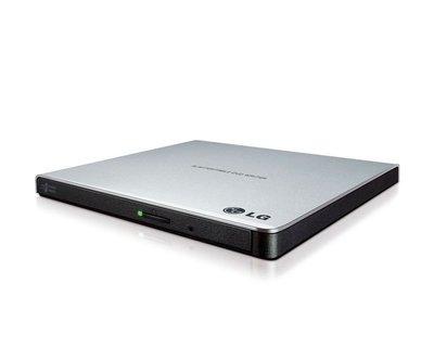 Hitachi LG / Opti DVD±RW LG Writer 24speed USB Extern Silver Slim 14mm