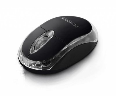 Esperanza Wireless Mouse XM105K Zwart