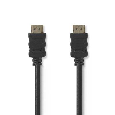 Nedis CVGP34000BK15 video kabel adapter 1,5 m HDMI Zwart