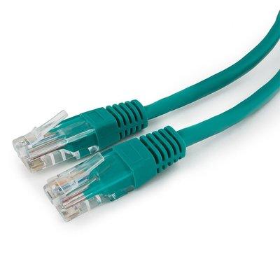 Gembird PP12-1M/G netwerkkabel Groen Cat5e