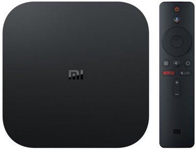 Xiaomi Mi Box S Zwart 4K Ultra HD 8 GB Wi-Fi