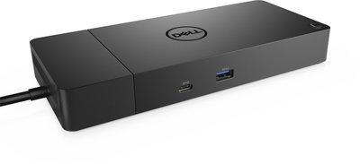 DELL WD19S-180W Bedraad USB 3.2 Gen 2 (3.1 Gen 2) Type-C Zwart