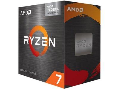 CPU AMD Ryzen 7 5700G processor 3,8 GHz 16 MB L3 Box