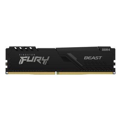 Kingston Technology FURY Beast geheugenmodule 4 GB 1 x 4 GB DDR4 2666 MHz