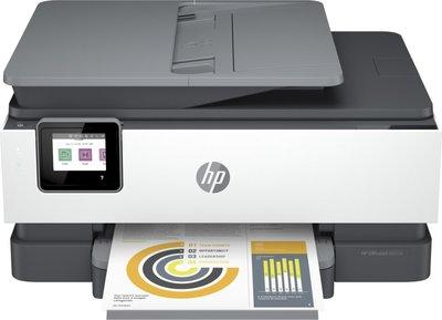 HP OfficeJet Pro 8022e Thermische inkjet A4 4800 x 1200 DPI 20 ppm Wifi