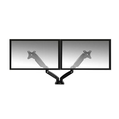 """Ewent EW1516 flat panel bureau steun 81,3 cm (32"""") Klem/doorvoer Zwart"""