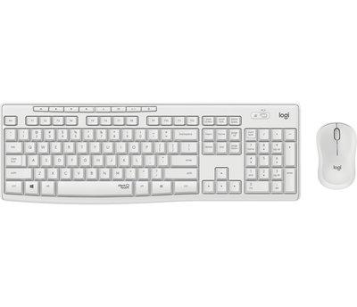 Logitech MK295 toetsenbord RF Draadloos QWERTZ Duits Wit
