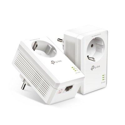 TP-LINK AV1000 Gigabit Passthrough Powerline Starter Kit