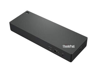 Lenovo ThinkPad Universal Thunderbolt 4 Bedraad Zwart