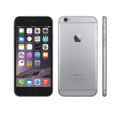 Apple I-PHONE 6 Silver 64GB Renew
