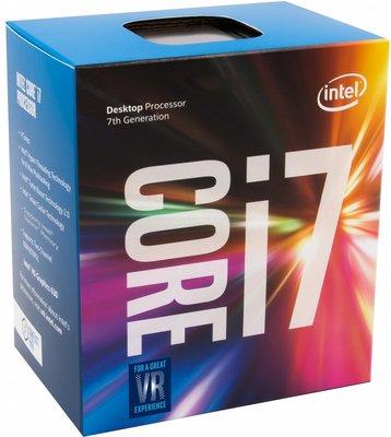 Intel Core i7-7700 processor 3,6 GHz Box 8 MB Smart Cache