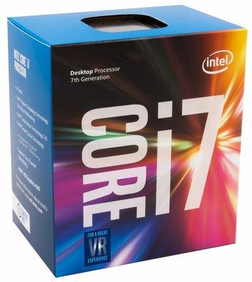 Intel Core i7-7700K processor 4,2 GHz Box 8 MB Smart Cache