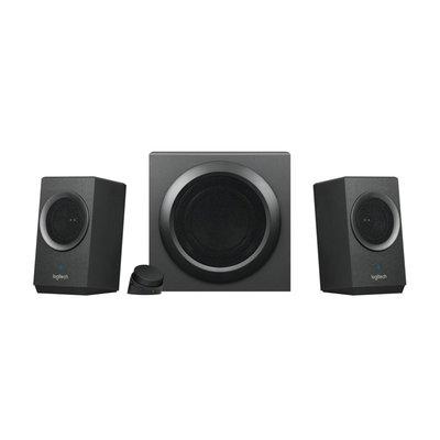 Logitech Z337 luidspreker set 2.1 kanalen 40 W Zwart