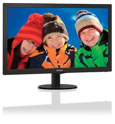 Philips LCD-monitor met SmartControl Lite 273V5LHAB/00