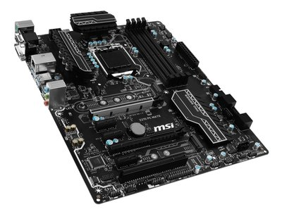 MSI Z270 PC MATE LGA 1151 (Socket H4) Intel® Z270 ATX