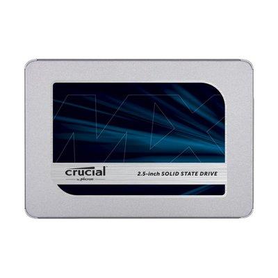 """Crucial MX500 250GB 2.5"""" SATA III"""