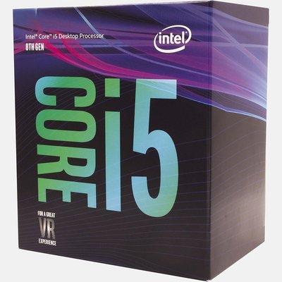 Intel Core i5-8400 processor 2,8 GHz 9 MB Smart Cache Box