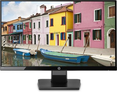 Mon HP 22W 21.5 inch / IPS / HDMI / Black