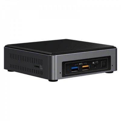 Intel NUC7i5BNK 2.2 GHz i5-7260U UCFF Black,Grey