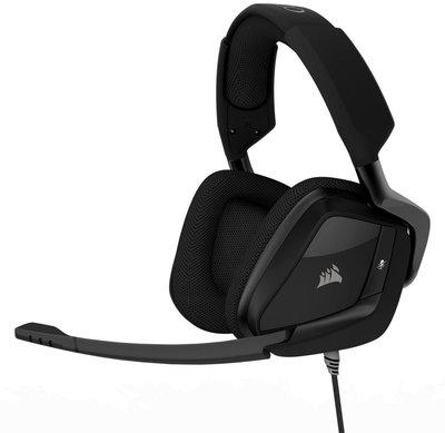 Corsair VOID PRO Surround Premium Stereofonisch Hoofdband Koolstof hoofdtelefoon