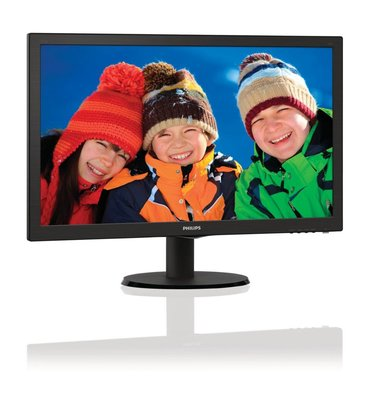 Philips LCD-monitor met SmartControl Lite 223V5LSB/00