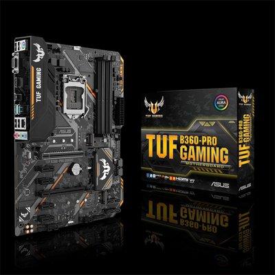 ASUS TUF B360-PRO GAMING Intel® B360 LGA 1151 (Socket H4) ATX