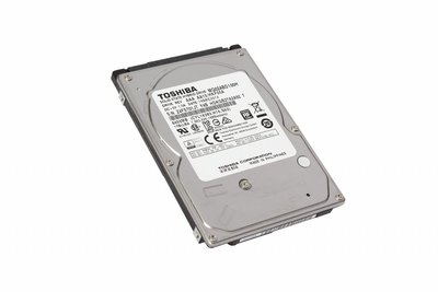 Toshiba MQ02ABF050H interne harde schijf Hybride hdd 500 GB SATA III