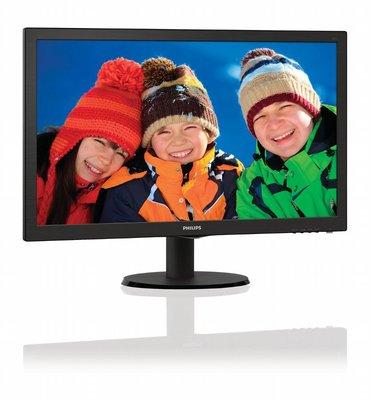 Philips LCD-monitor met SmartControl Lite 243V5LHSB/00