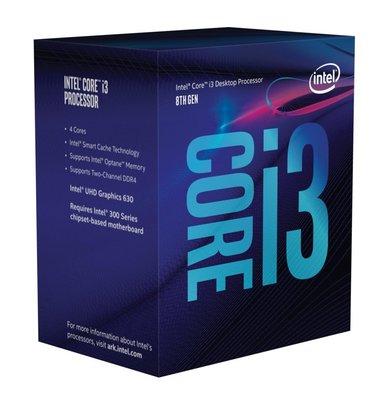 Intel Core i3-8300 processor 3,7 GHz 8 MB Smart Cache Box