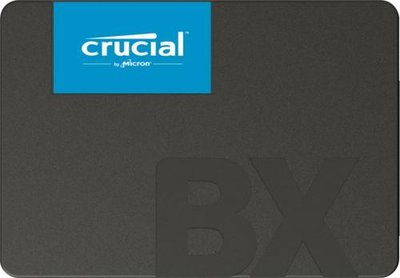 "Crucial BX500 240GB 2.5"" SATA III"