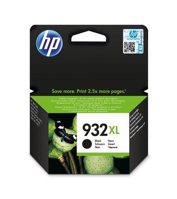 HP 932XL originele high-capacity zwarte inktcartridge