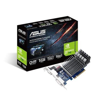 Asus NVIDIA GeForce GT 710 / DDR3 / 1GB