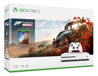 XBOX One S / 1Tb White + Forza Horizon 4 BUNDLE