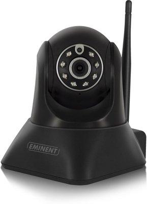 Eminent CamLine Pro IP-beveiligingscamera Binnen Dome Zwart 1920 x 1080 Pixels