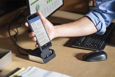 HP draadloos Business plat toetsenbord en muis (bulk)