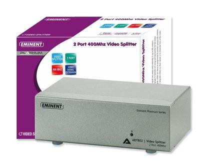 Eminent 400 MHz VGA-splitter