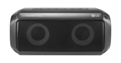 LG PK3 draagbare luidspreker 16 W Black