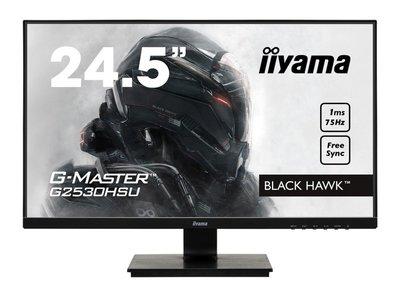 "iiyama G-MASTER G2530HSU-B1 LED display 62,2 cm (24.5"") Full HD Flat Mat Zwart"