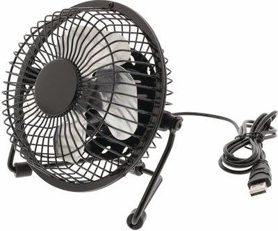 Esperanza USB Desk Fan (Ventilator) Black